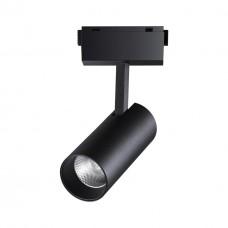 358526 SHINO NT21 000 черный Трековый светильник для низковольного шинопровода IP20 LED 4000K 15W 48V KIT