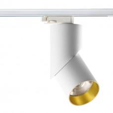 357541 NT18 055 белый/золото Трековый светильник IP20 LED 3000K 23W 110-240V UNION