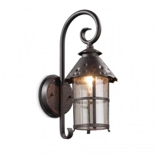 2312/1W ODL12 717 коричневый Уличный настен светильник IP44 E27 60W 220V LUMI