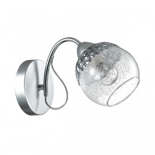 3020/1W LN16 162 хром/стекло/метал. декор Бра E14 60W 220V NEVETTE