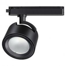 358435 PORT NT20 000 черный Однофазный трековый светильник IP20 LED 4000K 30W 220-240V PIRUM