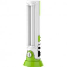 357435 NT18 178 белый/зеленый Ландшафтный светильник IP52 LED 6000K 8W 220-240V TRIP
