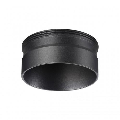 370707 NT19 000 черный Декоративное кольцо для арт. 370681-370693 IP20 UNITE
