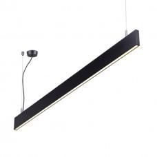 358160 NT19 050 черный Подвесной светильник IP20 LED 4000K 40W 220-240V ITER