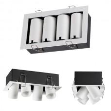 Серия встраиваемых светодиодных светильников линии IMAN от Novotech